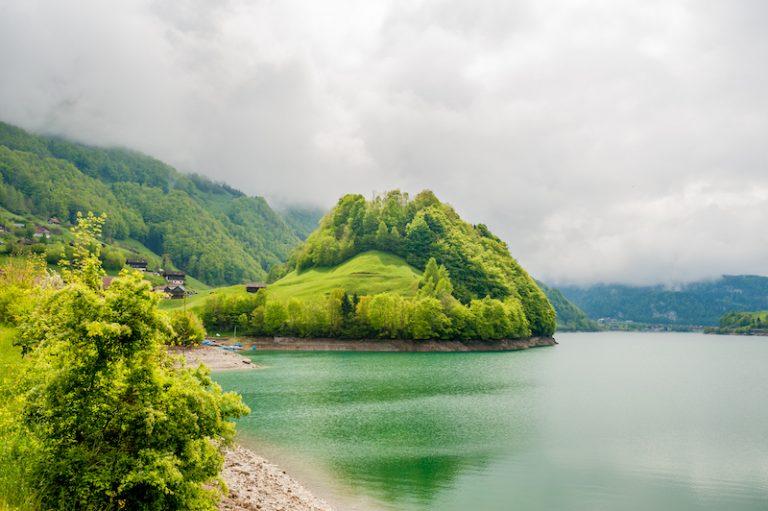 Szwajcaria Lungernsee
