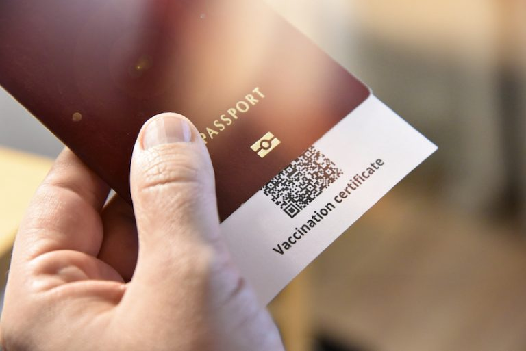 Paszport szczepien