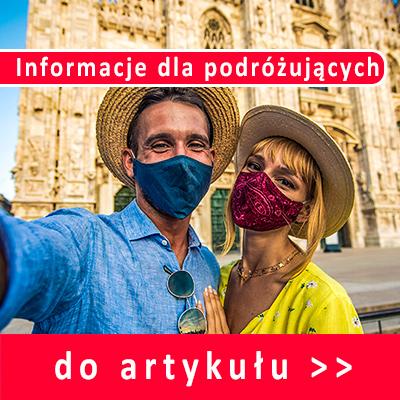Informacje dla podróżujących