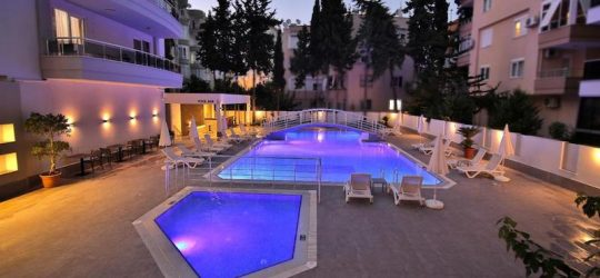 Ramira Joy Hotel