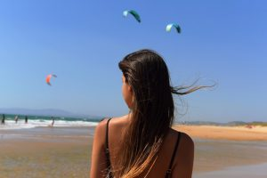 plaża sporty wodne