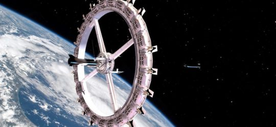 space-hotel - orbital-assembly-coorporation