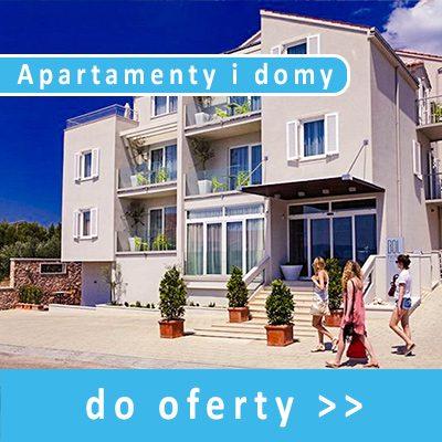 Chorwacja - Apartamenty i domy