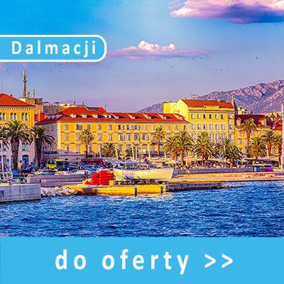 Chorwacja - Dalmacji